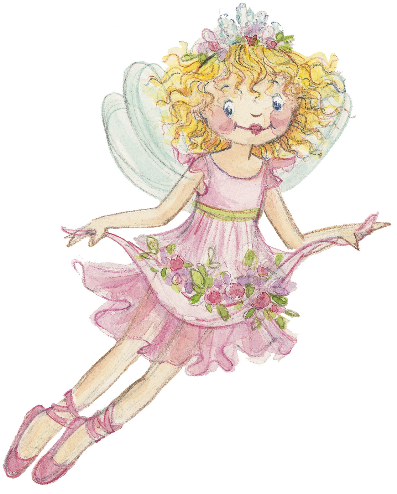 free fairy wallpaper