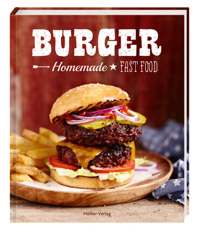 Burger - Homemade Fast Food