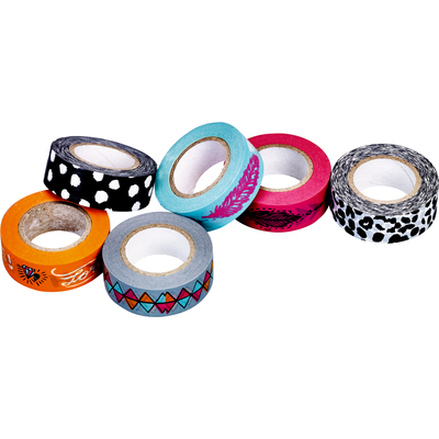 Paper Tape I LOVE TAPES! Rebella