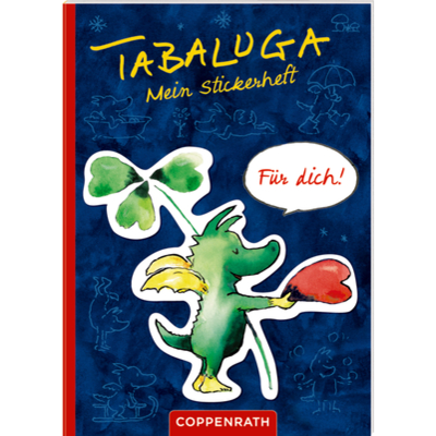 Tabaluga - Mein Stickerheft