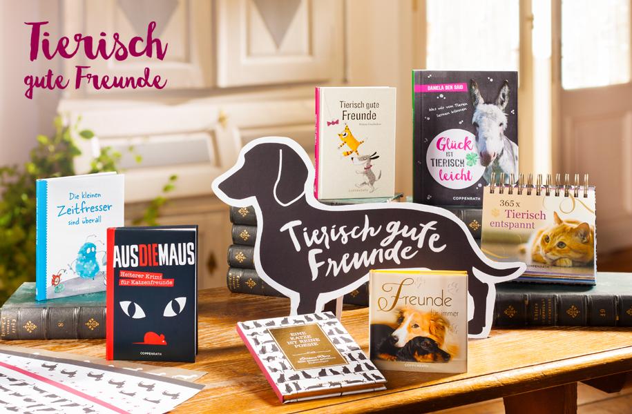 Tierisch gute Freunde - Coppenrath Verlag | Die Spiegelburg | Hölker ...