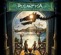 Rulantica - Coppenrath Cover