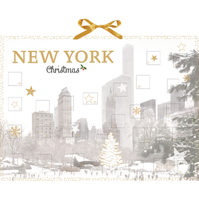 New York Christmas, Wand-Adventskalender