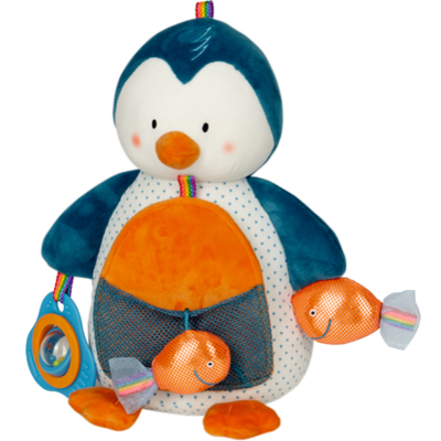 Activity-Pinguin kuckuck