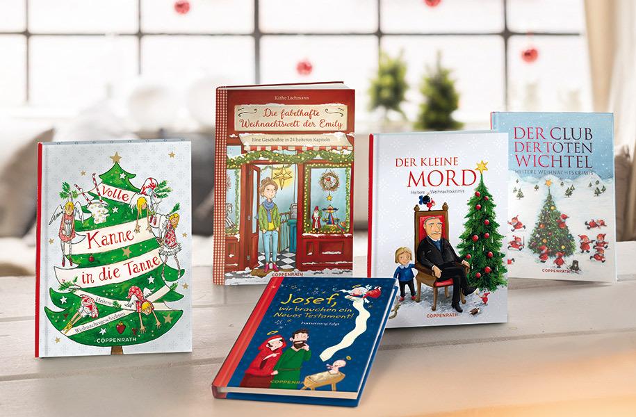 Heitere Weihnachtszeit - Coppenrath Verlag | Die Spiegelburg ...