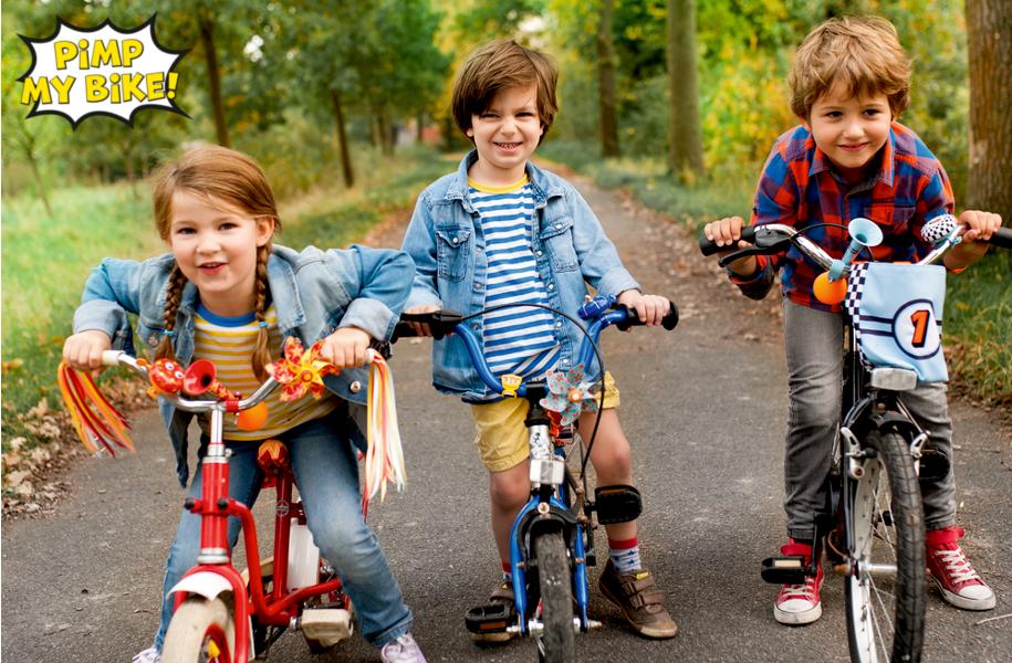 Fahrradhupe Boy  Pimp my bike Kids Sonstige Spielzeug-Artikel