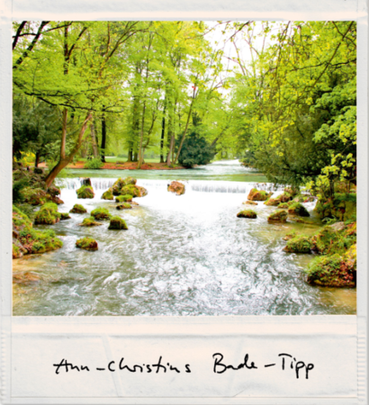 Ann-Christins Bade-Tipp