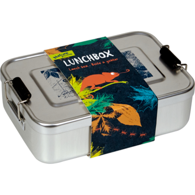 Lunchbox Nature Zoom (aus Aluminium)