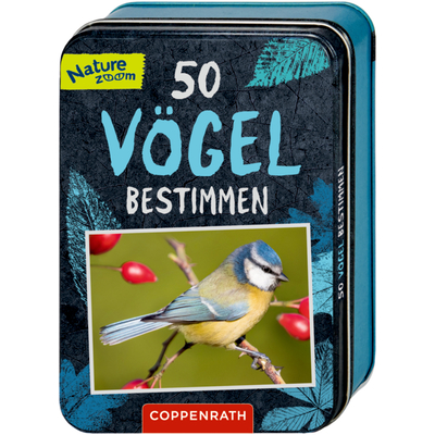 50 Vögel bestimmen (Nature Zoom)