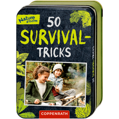 50 Survival-Tricks (Nature Zoom)