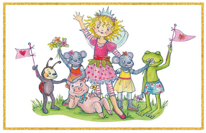 Die Welt Von Prinzessin Lillifee Coppenrath Verlag Die Spiegelburg Holker Verlag