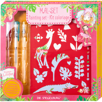 Mal-Set Prinzessin Lillifee (Tropical)