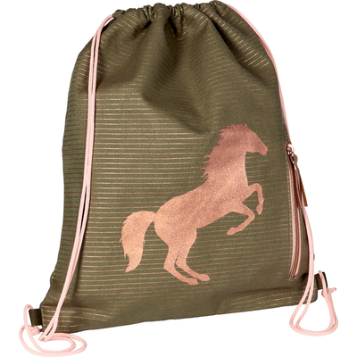 Gym Bag I LOVE HORSES