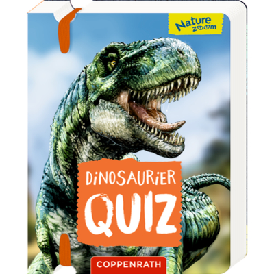 Dinosaurier-Quiz (Nature Zoom)