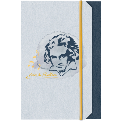 Fächermappe A4 Ed. Beethoven - All about music
