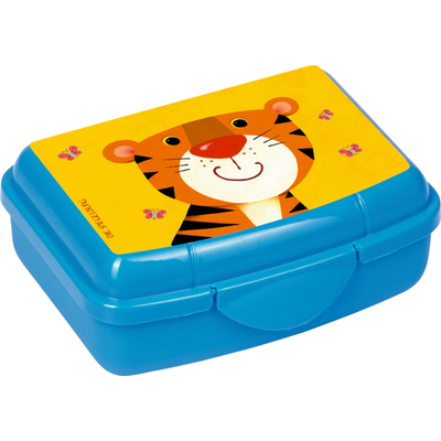 Mini-Snackbox Tiger  Freche Rasselbande