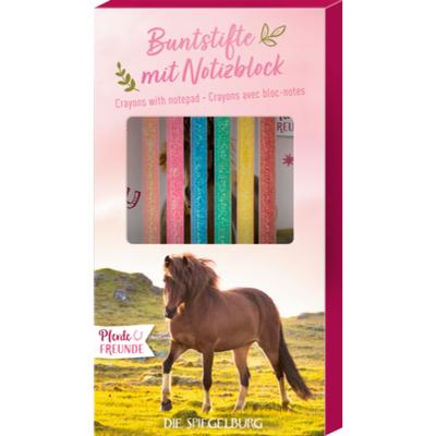 Die Spiegelburg Schreibtisch-Set I Love Horses