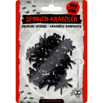 Spinnenkrabbler Wild+Cool