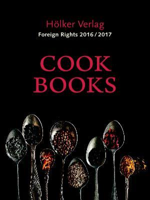 Foreign Rights Cook Books <br />2016-2017