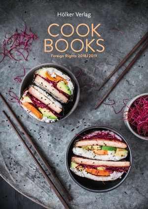 Foreign Rights Cook Books <br />2018-2019