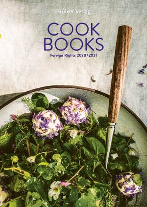 Foreign Rights Cook Books <br />2020-2021