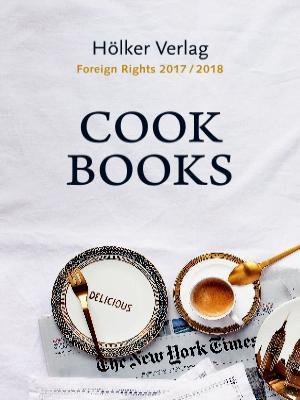 Foreign Rights Cook Books <br />2017-2018